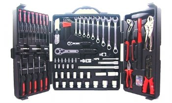 96pcs Prefessional DIY Tool Kit